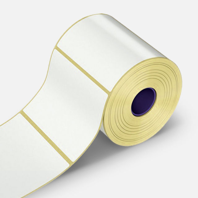Thermal Direct Labels on Rolls
